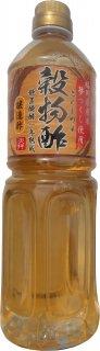 梅薫酢醸造元「穀物酢」1000ml