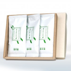 100g袋入り味一番煎茶3本セット