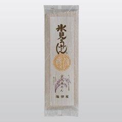 氷見うどん - 古代米めん 【海津屋】 / 180g入り (二人前)