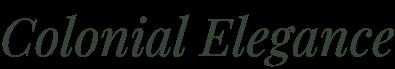 リボンショップ : コロニアル エレガンス Colonial Elegance