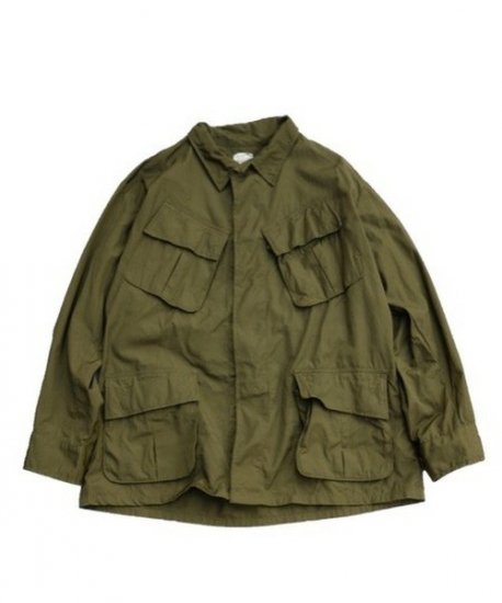 U.S MILITARY/1969 JUNGLE FATIGUE JACKET