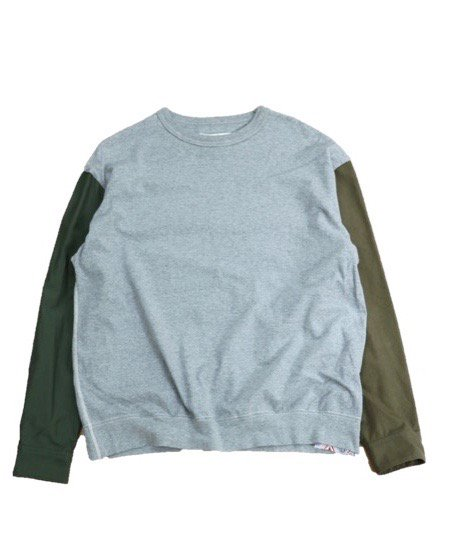 ONE IN THE WORLD/COMBI LS TEE