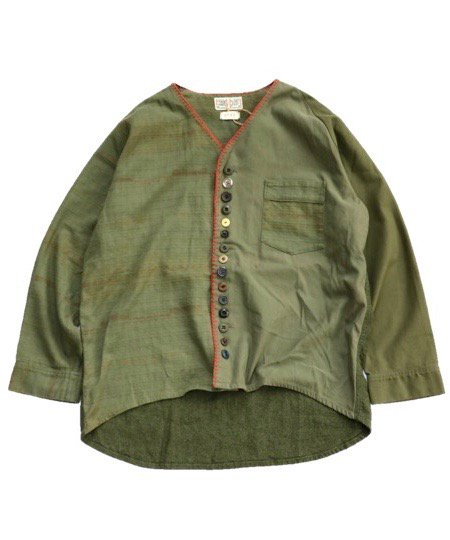 ONE IN THE WORLD/BUTTON&CARDIGAN