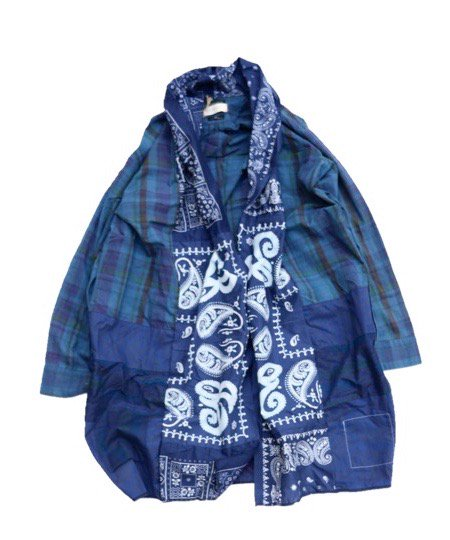 ONE IN THE WORLD/LS SHIRTS GOWN