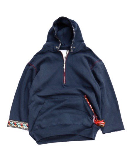 ONE IN THE WORLD/TRIMING PARKA