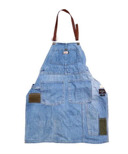 ONE IN THE WORLD/OVERALL APRON
