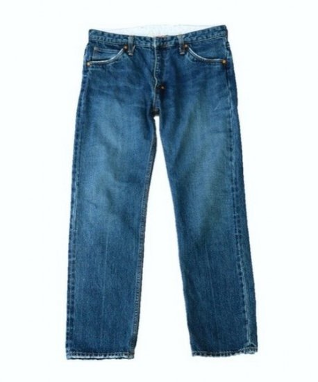 TOWNCRAFT/RANCHER PANTS DENIM USED
