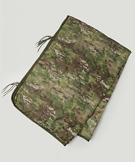U.S MILITARY/LINER WET WEATHER PONCHO