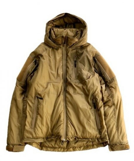 BEYOND CLOTHING/A7 AXIOS COLD JACKET