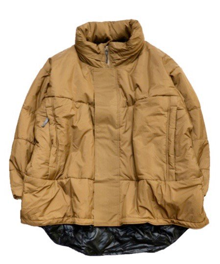 BEYOND/LEVEL7 MONSTER PARKA COYOTE