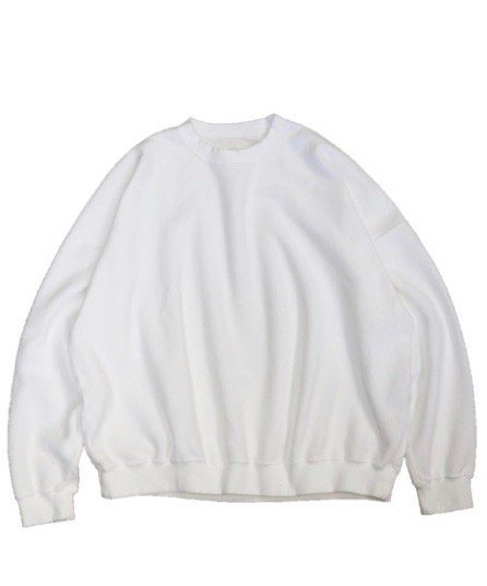 MADE IN STANDARD/REVERSE CREW SWEAT