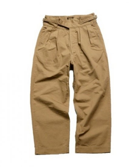 BRITISH KHAKI/GURKHA PANTS