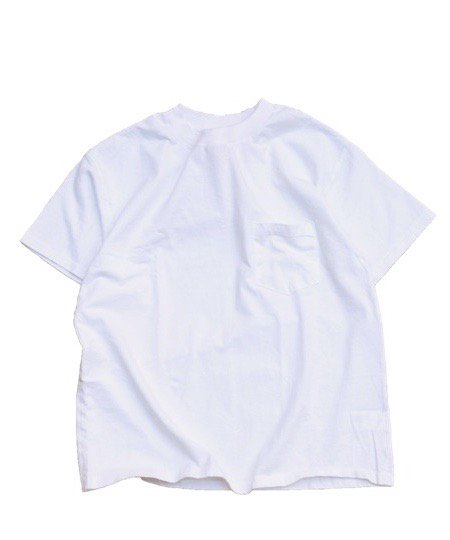 TOWN CRAFT/PACK POCKET TEE