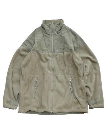 U.S MILITARY/POLARTEC 300 FULL ZIP FLEECE