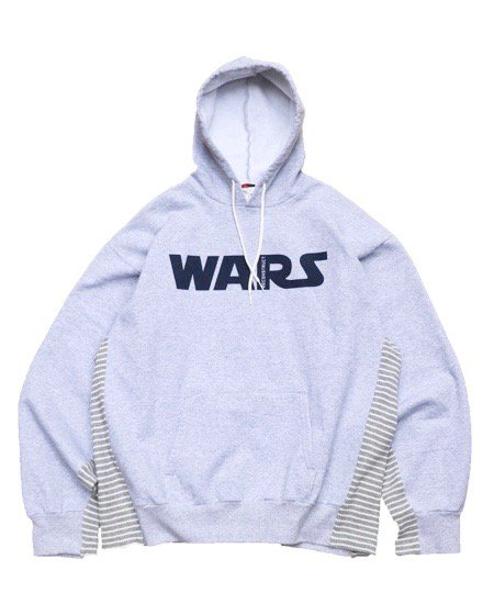 RE-CONSTRUT/LOOKING FOR PARTNER PULL HOODIE