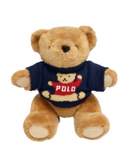 POLO RALPH LAUREN / POLO BEAR 2