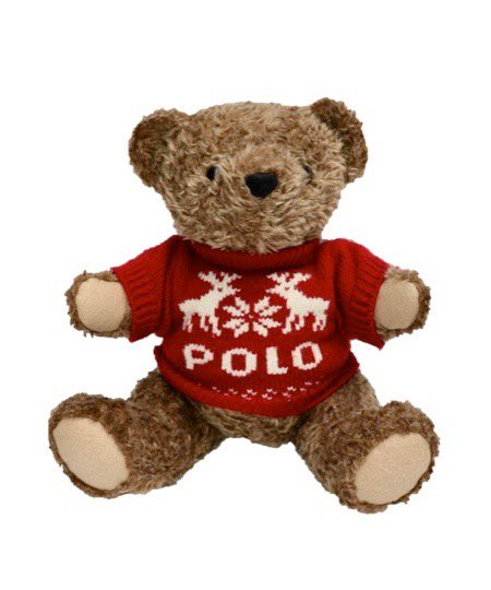 POLO RALPH LAUREN / POLO BEAR 4
