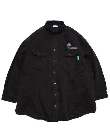 WILLY CHAVARRIA/BIG DADDY BUTTON DOWN
