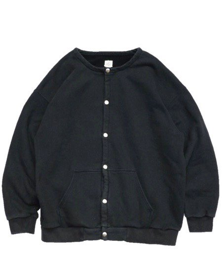 MADE IN STANDARD/CREW CARDIGAN