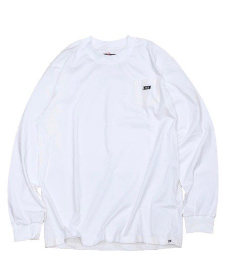 OK/BASIC POCKET LS TEE