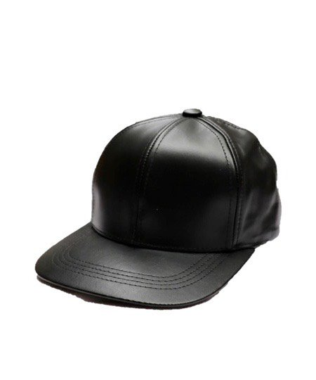 OHSUNG TRADING/LEATHER BB CAP