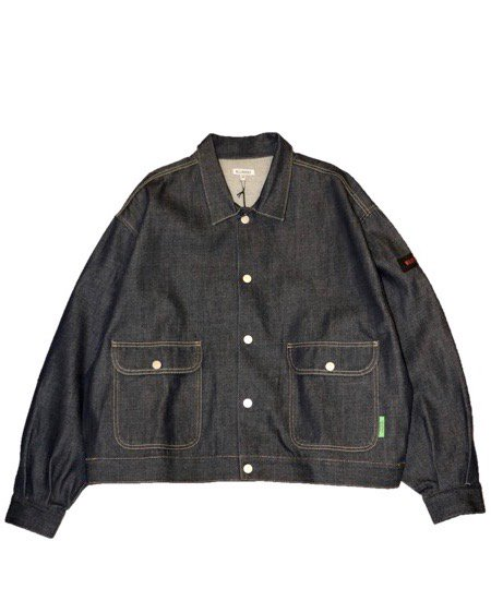WILLY CHAVARRIA/SILVER LAKE JACKET