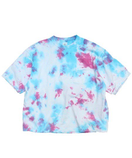 MADE IN STANDARD / RANDOM TIE DYE TEE