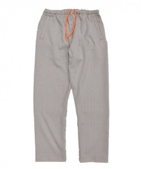 SUNNY SPORTS/CHECK RELAX PANTS
