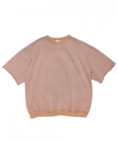 PENNEY'S/EMB SS SWEAT