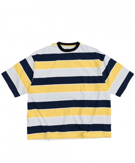 SUNNY SPORTS × BYRD / BORDER BIG TEE