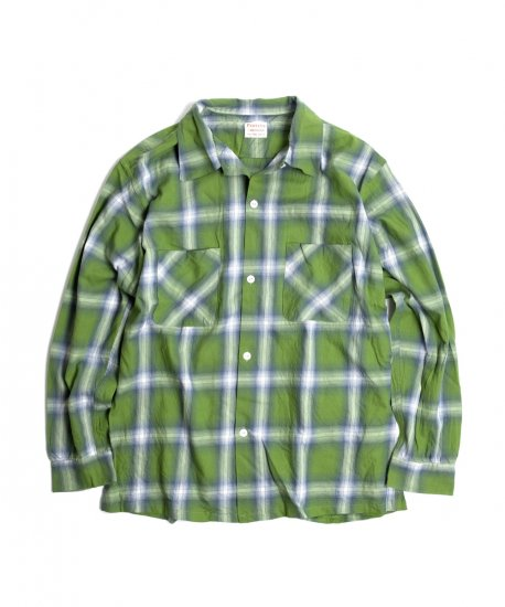 PENNEY'S/W-P OMBRE OPEN SHIRTS