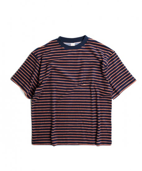 TOWN CRAFT /  CLASSIC BORDER TEE