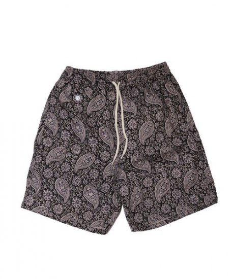 SUNNY SPORTS / PRINTED SWIM SHORTS