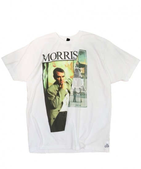 THRIFTY LOOK/TWINS MIX TEE.MORRISSEY×PINKFLOYD