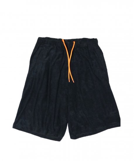 SUNNY SPORTS/PILE RELAX SHORTS