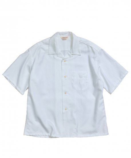 【POPEYE】8月号掲載  TOWN CRAFT / SOLID OPEN SS SHIRTS