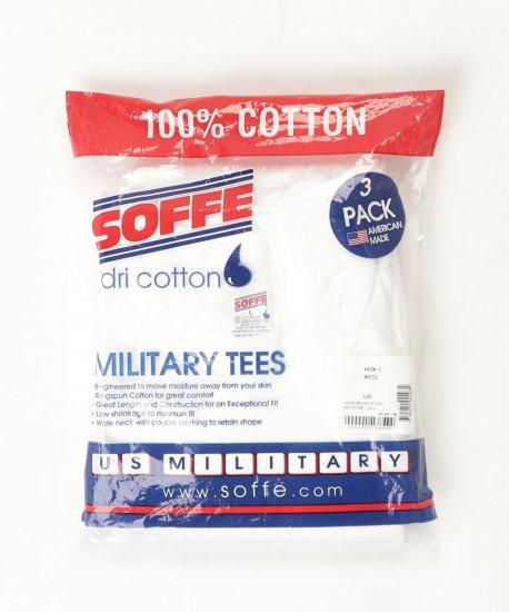 SOFFE/ソフィー MILITARY 3P TEES