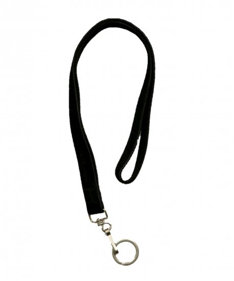 hobo / Cow Suede Long Key Ring