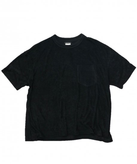 SUNNY SPORTS / LOOSE-FIT SS POCKT TEE.