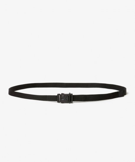 hobo / Nylon Tape Belt with Utility Buckle