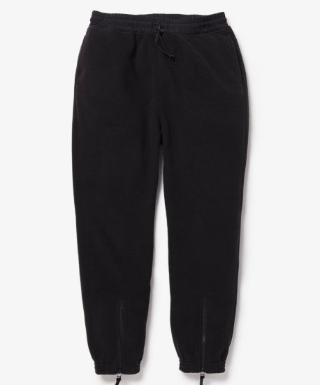 YSTRDY'S TMRRW / FLEECE RIBBED PACIFISM EASY PANTS