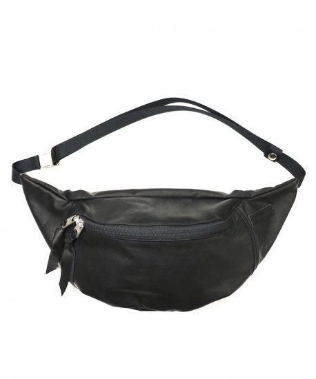 hobo /  WATERPROOF LEATHER WAIST BAG