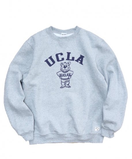 SUNNY SPORTS / BEAR UCLA CREW SWEAT