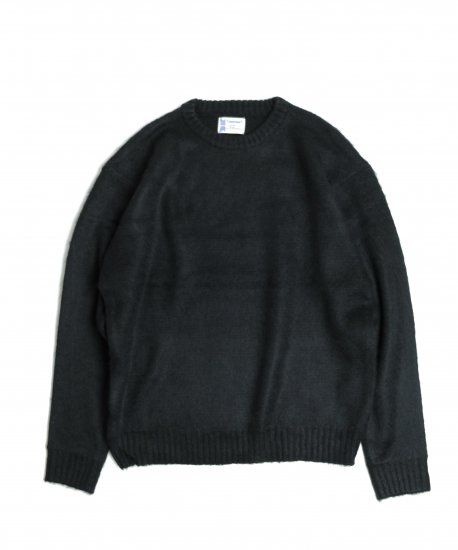 TOWNCRAFT/70S CREW-NECK SWEATER