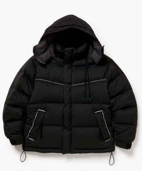 YSTRDY'S TMRRW / NYLON BUBBLE DOWN JACKET