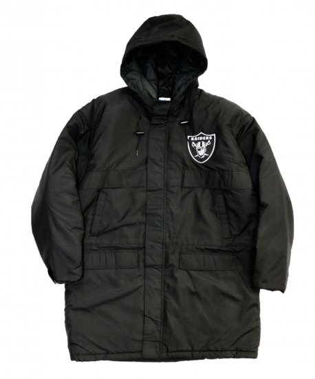 CHALK LINE / DEAD STOCK HOOD COAT 'RAIDERS'