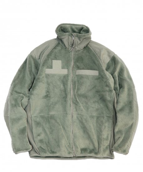 U.S MILITARY / POLARTEC®︎ GEN � FLEECE JACKET
