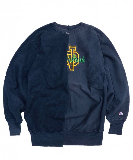REMAKE CHAMPION SWEAT