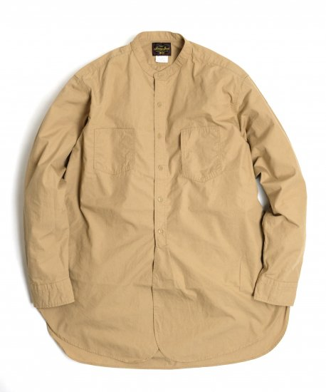 SUNNY SPORTS / ORGANIC STAND WORK LONG SHIRTS