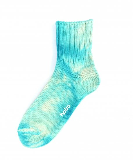HOBO / TIE DYE ANKLE SOCKS